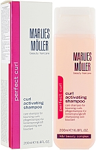 Profumi e cosmetici Shampoo per capelli ricci - Marlies Moller Perfect Curl Curl Activating Shampoo
