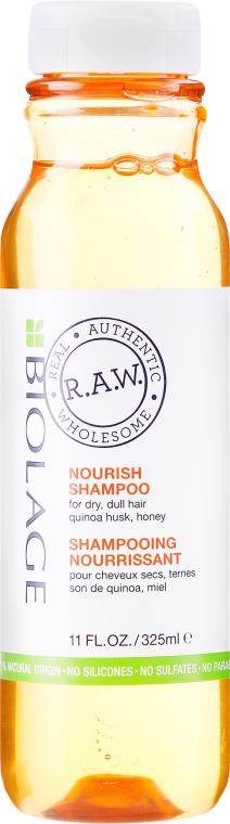Shampoo per capelli - Biolage R.A.W. Nourish