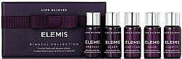 Profumi e cosmetici Set - Elemis Life Elixirs Mindful Collection (bath/oil/5x6ml)