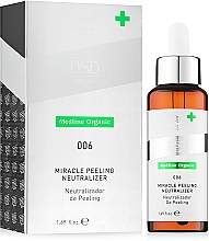Profumi e cosmetici Neutralizzatore peeling n. 006 - Simone DSD de Luxe Medline Organic Miracle Peeling Neutralizer
