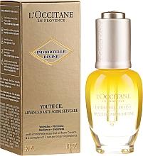 Profumi e cosmetici Olio viso - L'Occitane Immortelle Divine Youth Oil