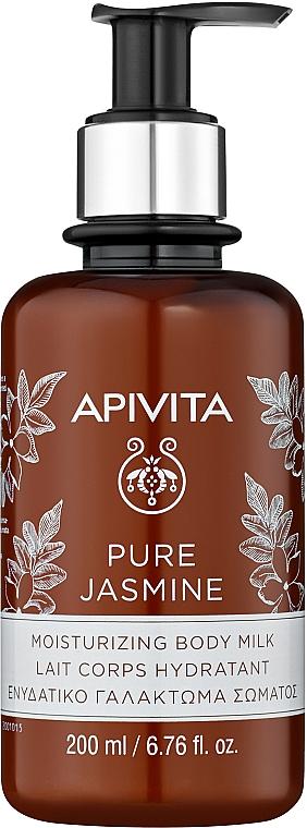"Latte corpo idratante ""Gelsomino Naturale"" - Apivita Pure Jasmine Moisturizing Body Milk"