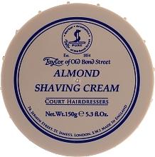 "Profumi e cosmetici Crema da barba ""Mandorla"" - Taylor of Old Bond Street Almond Shaving Cream Bowl"