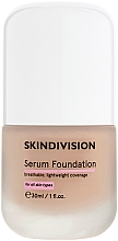 Profumi e cosmetici Fondotinta in siero - SkinDivision Serum Foundation