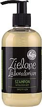 """Profumi e cosmetici Shampoo lisciante """"Equiseto e lino"""" - Zielone Laboratorium"""