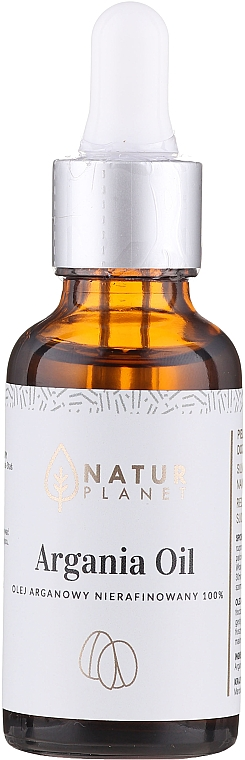 Olio di argan - Natur Planet Argan Oil 100%
