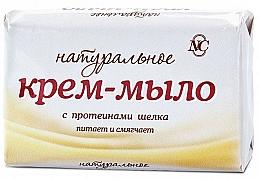 """Profumi e cosmetici Crema-sapone naturale """"Proteine della seta"""" - Nevskaya Cosmetica"""