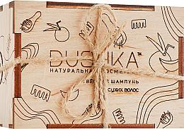 Profumi e cosmetici Shampoo solido per capelli secchi - Dushka