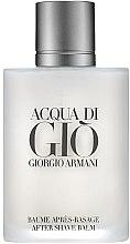 Profumi e cosmetici Giorgio Armani Acqua di Gio Pour Homme After Shave Balm - Balsamo dopobarba