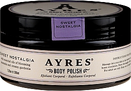 Profumi e cosmetici Scrub corpo - Ayres Sweet Nostagia Body Polish