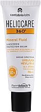 Profumi e cosmetici Fluido solare minerale - Cantabria Labs Heliocare 360º Mineral Fluid SPF 50+