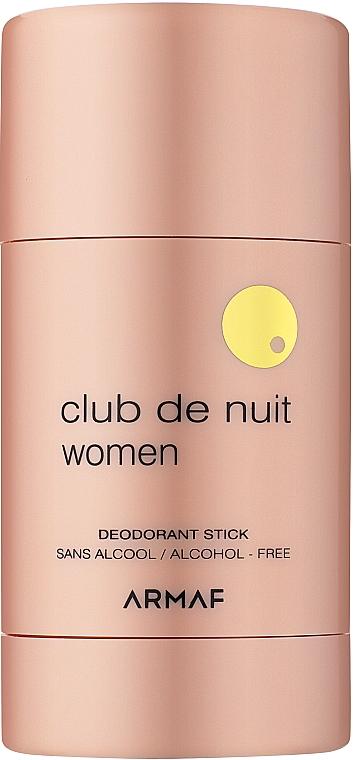 Armaf Club De Nuit - Deodorante stick