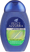 "Profumi e cosmetici Shampoo e gel doccia ""Dynamic"" - Paglieri Felce Azzurra Shampoo And Shower Gel For Man"