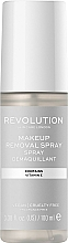 Profumi e cosmetici Spray struccante - Revolution Skincare Makeup Removal Spray