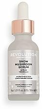 Profumi e cosmetici Siero viso - Revolution Skincare Snow Mushroom Serum