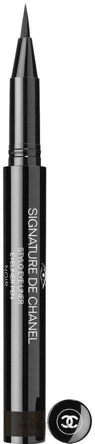 Eyeliner - Chanel Signature De Chanel Stylo Eyeliner — foto 10 - Noir
