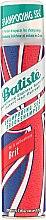 Profumi e cosmetici Shampoo secco - Batiste Brit Fier & Authentique Dry Shampoo