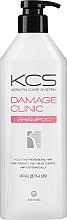 Profumi e cosmetici Shampoo riparatore per capelli danneggiati - KCS Demage Clinic Shampoo
