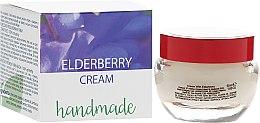 Profumi e cosmetici Crema viso con estratto di sambuco - Hristina Cosmetics Handmade Elderberry Cream