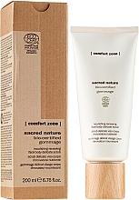 Profumi e cosmetici Scrub viso e corpo - Comfort Zone Sacred Nature Bio-Certified Gommage