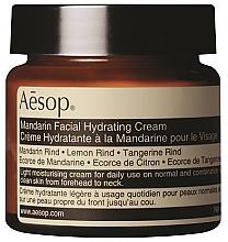 Profumi e cosmetici Crema idratante al mandarino - Aesop Mandarin Facial Hydrating Cream