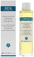Profumi e cosmetici Olio per corpo - Ren Atlantic Kelp And Microalgae Anti-fatigue Body Oil