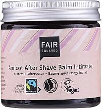 Profumi e cosmetici Balsamo Dopobarba - Fair Squared Apricot After Shave Balm Intimate