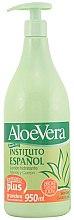 Profumi e cosmetici Lozione corpo - Instituto Espaol Aloe Vera Body Milk Lotion