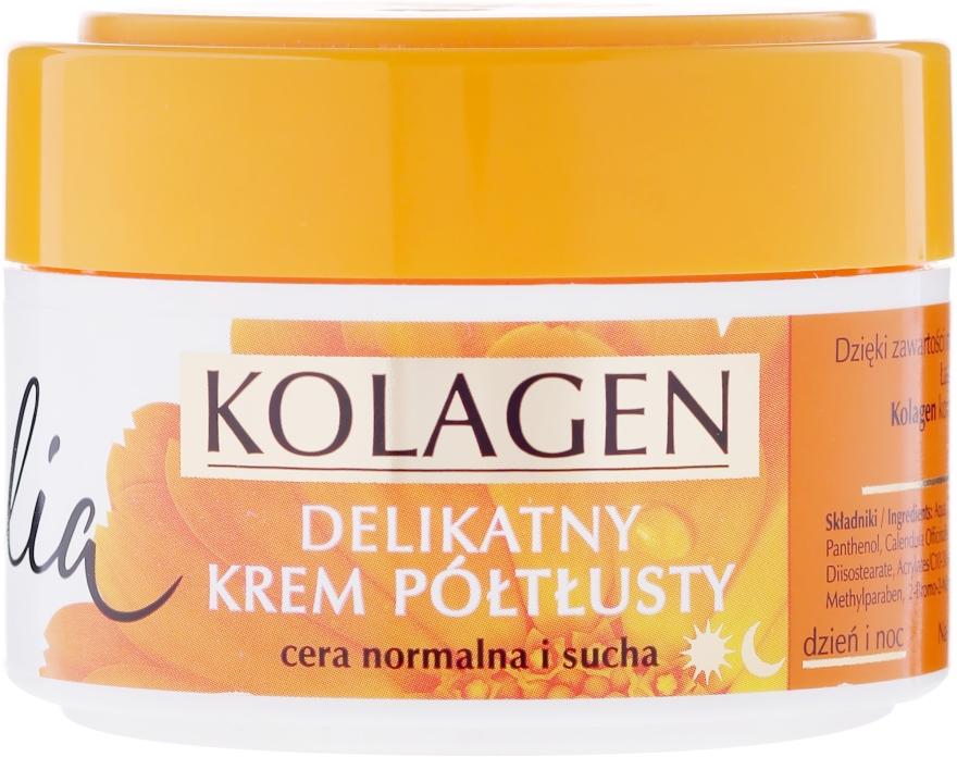 Crema viso - Celia Collagen Soft Semi-Rich Face Cream