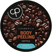 Profumi e cosmetici Peeling corpo allo zucchero con estratto di caffè - Cosmepick Body Peeling Coffee