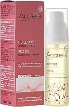 Profumi e cosmetici Olio biologico lenitivo e rigenerante - Acorelle Huile SOS Argan Oil