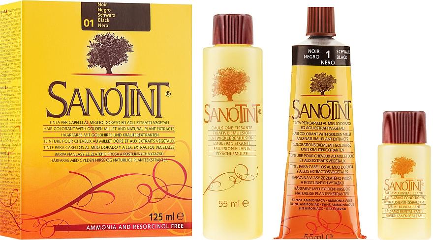 Tinta vegetale per capelli - Sanotint Classic