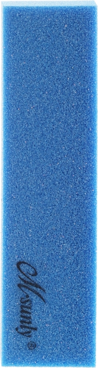 Buffer lucidante unghie, quadrilatero, blu - M-sunly