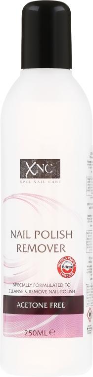 Solvente per unghie - Xpel Marketing Ltd Xnc Nail Polish Remover Acetone Free