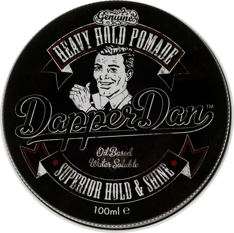 Cera per acconciature - Dapper Dan Heavy Hold Pomade