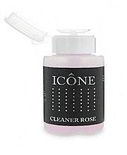 Profumi e cosmetici Sgrassatore per unghie - Icone Cleaner Rose