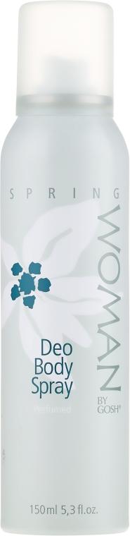 Deodorante-spray - Gosh Woman Spring Deo Body Spray — foto N1