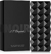 Profumi e cosmetici Dupont Noir pour Homme - Eau de toilette