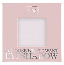 Profumi e cosmetici Base per ombretti - Wibo I Choose What I Want Eyeshadow