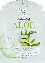 Profumi e cosmetici Maschera viso in idrogel di aloe vera - Esfolio Hydro-Gel Aloe Mask
