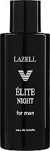 Profumi e cosmetici Lazell Elite Night - Eau de toilette