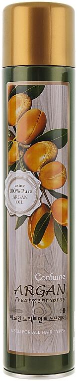 Lacca per capelli all'olio di argan - Welcos Confume Argan Treatment Spray