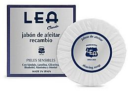 Profumi e cosmetici Sapone da barba - Lea Classic Shaving Soap (unità sostituibile)