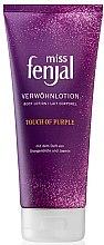 Profumi e cosmetici Latte corpo - Fenjal Touch Of Purple Lotion