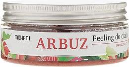 "Profumi e cosmetici Peeling corpo ""Anguria"" - Mohani Wild Garden Peeling"