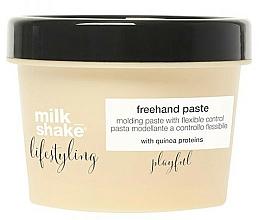 Profumi e cosmetici Pasta per capelli - Milk Shake Lifestyling Pasta Modeladora