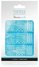 Profumi e cosmetici Adesivi per nail design, 3694 - Neess