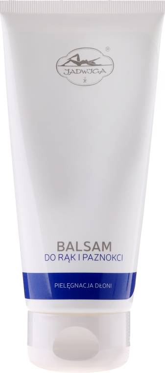 Crema mani e piedi - Jadwiga Polish Hand Balm With Vitamins A+E — foto N1