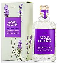 Profumi e cosmetici Maurer & Wirtz Acqua Colonia Lavender&Thyme - Colonia