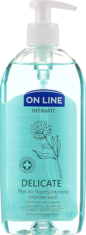 "Detergente intimo ""Calendula"" - On Line Intimate Delicate Intimate Wash"